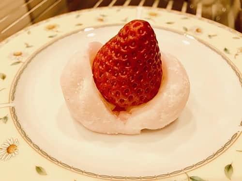 あまりん苺大福