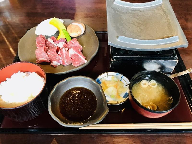 花和楽の湯の美味しいご飯