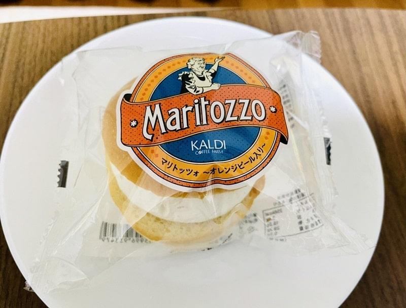 カルディのマリトッツォ