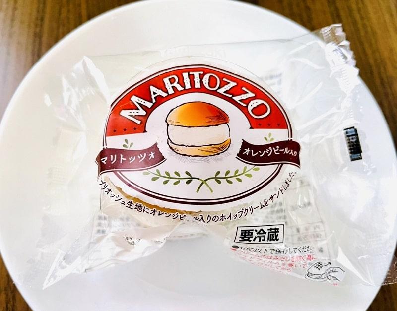 山崎のマリトッツォ