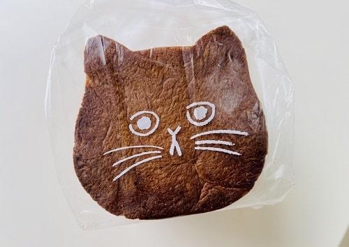 ねこねこ食パンの包装