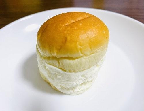 チーズクリームのマリトッツォ
