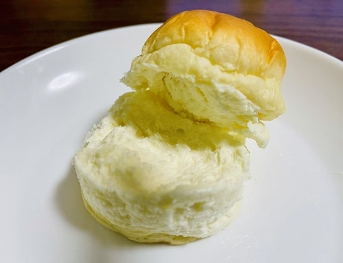 間のチーズクリーム